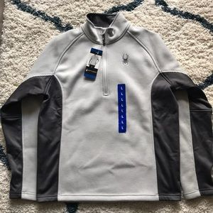 New with tags Spyder Men's Pullover